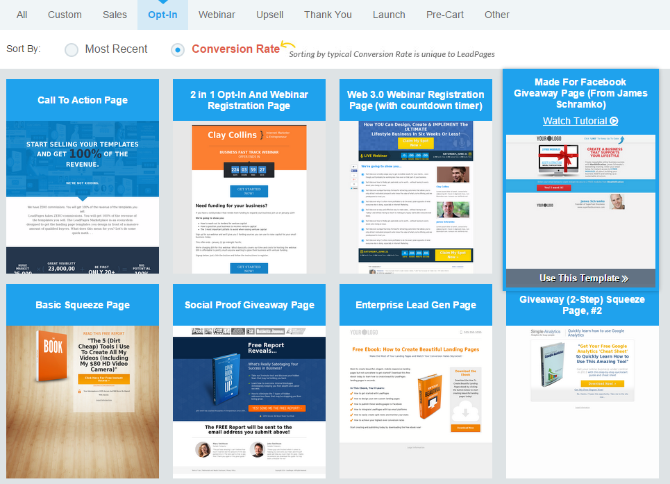 drive more leads for your real estate businesscreating wow leadpages