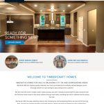 TimberCraft Homes Launches New Home Builder Website