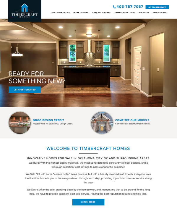 Home Builder Marketing with Meredith Communications