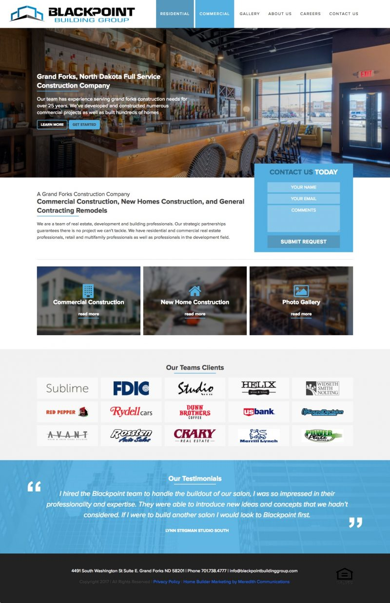 Blackpoint Building Group