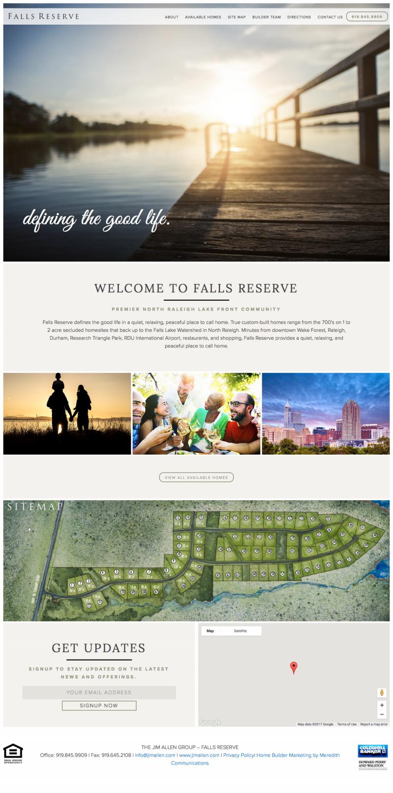 Falls Reserve
