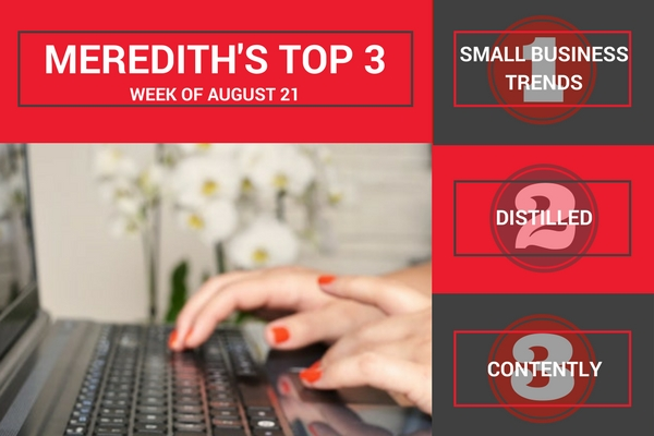 Our Top 3 Digital Marketing Articles | August 21