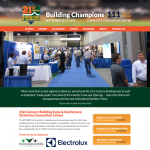 "21st Century Building Expo Launches ""Building Champions"" Campaign"