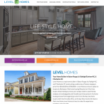 Level Homes Launches New Website