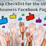 13 Step Checklist for the Ultimate Business Facebook Page