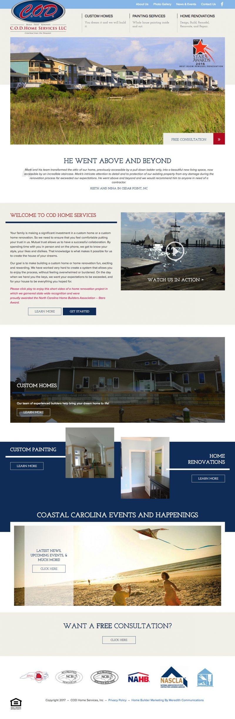 C.O.D. Home Services