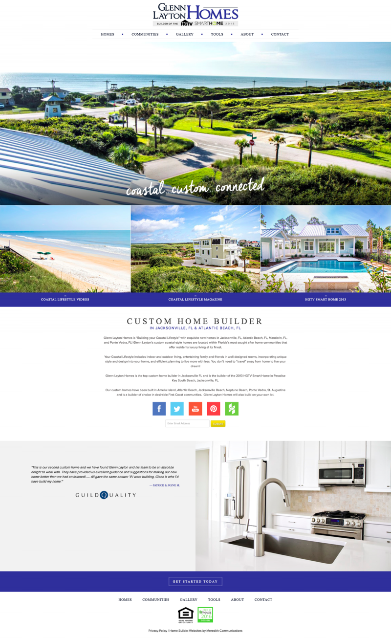 Glenn Layton Custom Homes