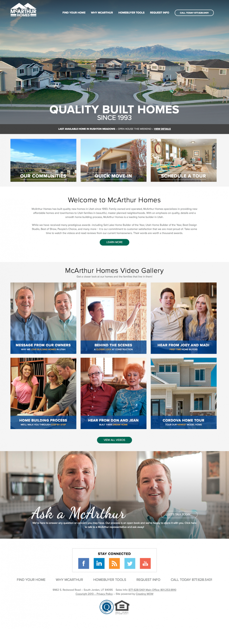 McArthur Homes