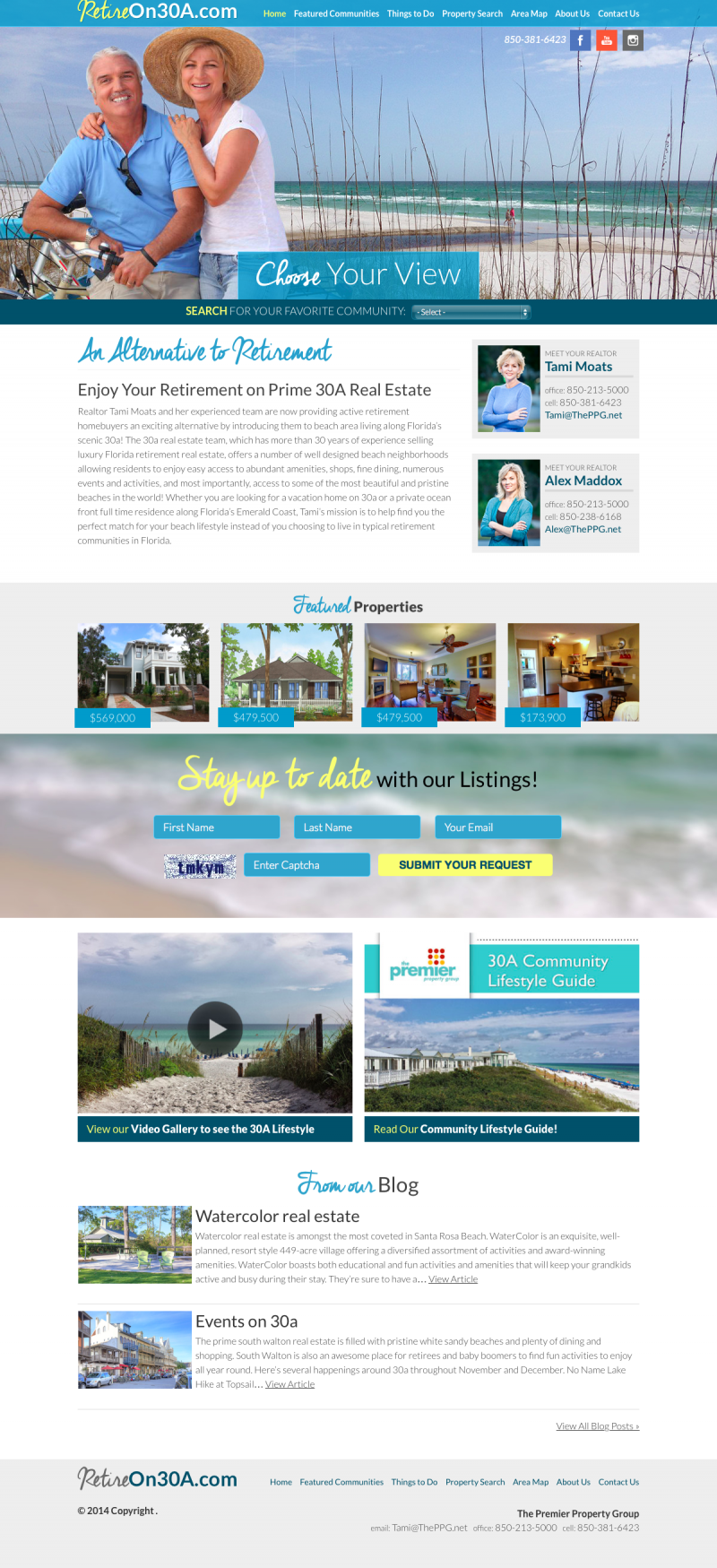 Retire on 30A
