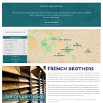 French Brothers Homes Launches New Website