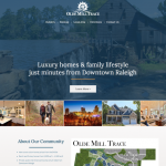 Toolbox Tuesdays: Olde Mill Trace Website Launch