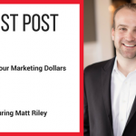 Guest Post: Tracking Your Marketing Dollars