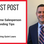 Guest Post | New Home Salesperson Branding Tips