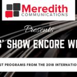 2018 International Builders' Show Encore Webinar Series