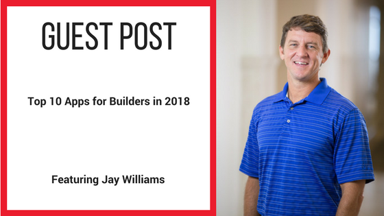 Guest Post - Jay Williams