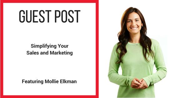 Guest Post Mollie Elkman