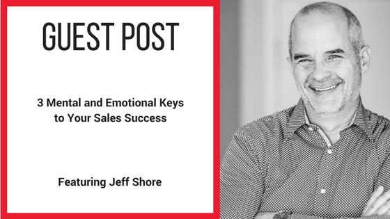 Jeff Shore Guest Post