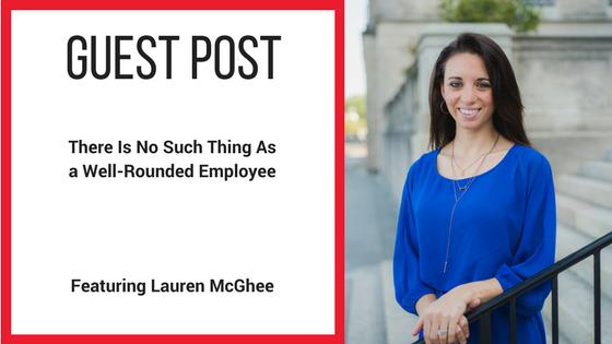 Guest post by Lauren McGhee