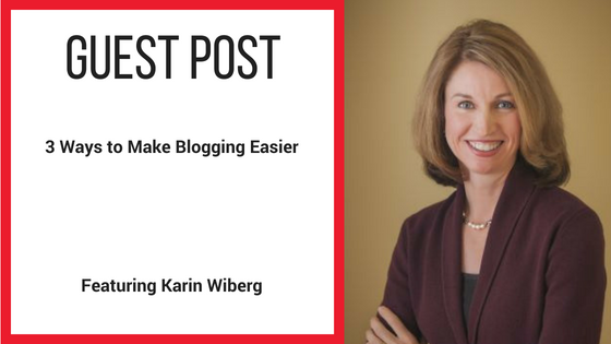 guest post by Karin Wiberg