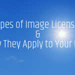 Types of Image Licenses and How They Apply to Your Blog