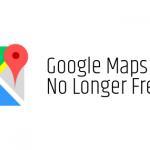 Google Maps API No Longer Free