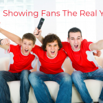 Showing Fans The Real You