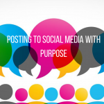 Posting To Social Media With Purpose