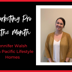 Marketing Pro of the Month: Jennifer Walsh