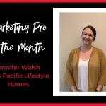 Marketing Pro of the Month: Jennifer Walsh