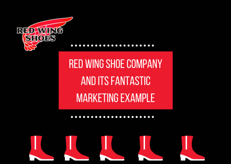 Red Wing Shoe Image