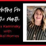 May Marketing Pro of the Month