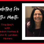 April Marketing Pro of the Month