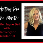 June Marketing Pro of the Month: Jennifer Jayne Bell