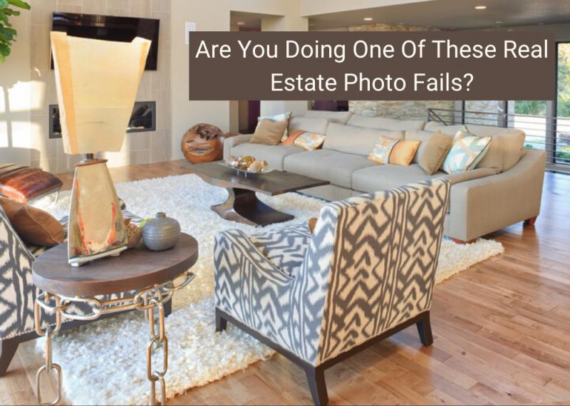 Real Estate Photo Fails