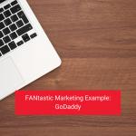 FANtastic Marketing Example—GoDaddy