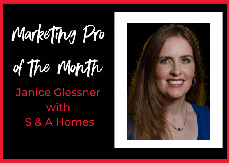 Janice Glessner S&A Homes