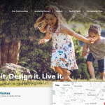 Meredith Communications Launches New Website for Key Land Homes